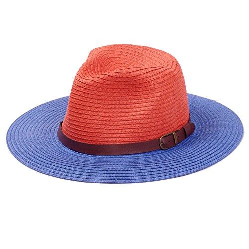 Chapeau de tourisme coréen/Chapeaux de plage/Aucun lecteur/Chapeaux pliable B