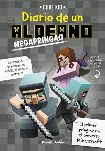 Minecraft. Diario de un aldeano megapringao por Cube Kid