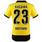 BVB Dortmund Home Trikot 2015/16 - KAGAWA, Größe XL