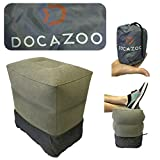 Best Airline Travel Pillows - Inflatable Kids Travel Pillow for Expanded Airplane Leg Review