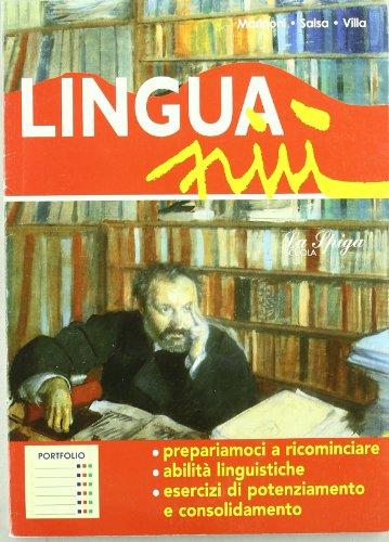 Lingua più. Vol. B. Per la Scuola media