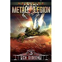 Hellfire: Mechanized Warfare on a Galactic Scale (Metal Legion Book 3) (English Edition)