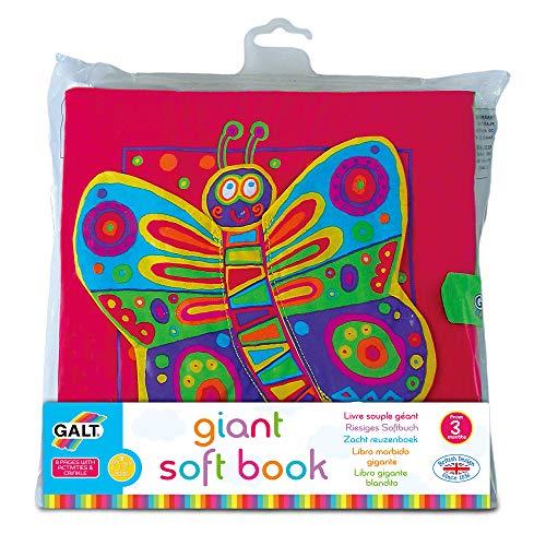 Galt Toys- Libro de Actividades,, 25 x25 cm A1166J
