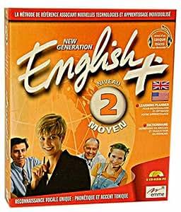 English + New Generation Moyen