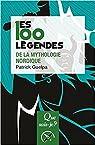 Les 100 légendes de la mythologie nordique par Guelpa