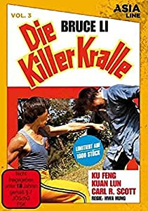 Bruce Li - Die Killerkralle - Asia Line [Limited Edition]