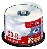 Imation CD-R  52x 50er Spindel 700MB CD-R Rohlinge