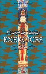 L'énergie des chakras : Exercices...