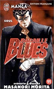 Racaille Blues Edition simple Tome 11