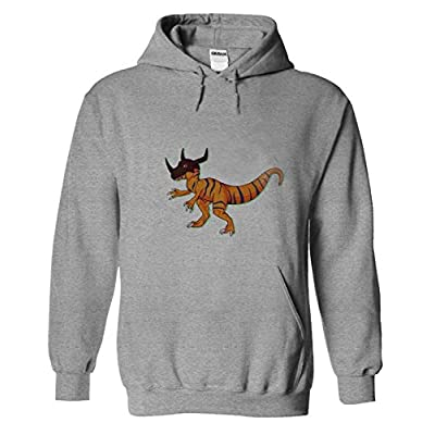 Greymon Digimon suéter capucha jersey hoodie sweater pullover De los hombres SM Hoodie