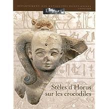 Les stèles d'Horus sur les crocodiles