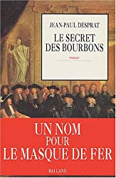 Le secret des Bourbons, Novembre 1703 - Avril 1704