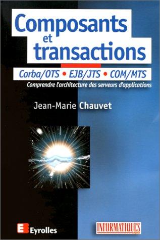 Composants et transactions