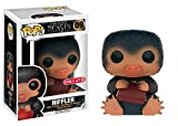 Funko - Figurine Harry Potter Les Animaux Fantastiques - Niffler With Purse Exclu Pop 10cm - 0889698116527