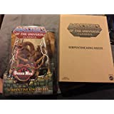 Masters of the Universe Serpentine King Hssss Actionfigur