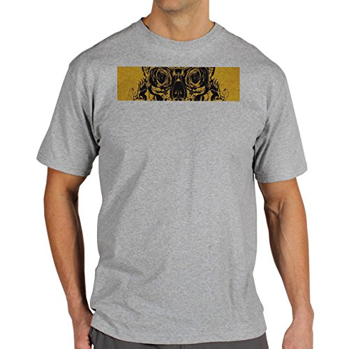 Sicario-Movie-Poster-Background.jpg Herren T-Shirt Grau