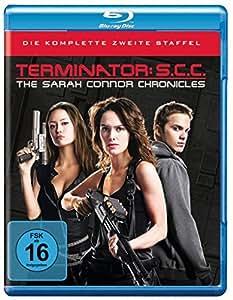 Terminator: S.C.C. - Staffel 2 [Blu-ray]
