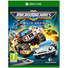Micro Machines: World Series (Xbox One) (Release Date: 23/06/2017)