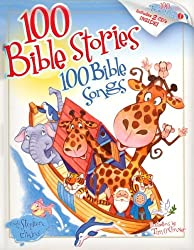 (100 Bible Stories, 100 Bible Songs [With CD]) By Elkins, Stephen (Author) Hardcover on (03 , 2005)