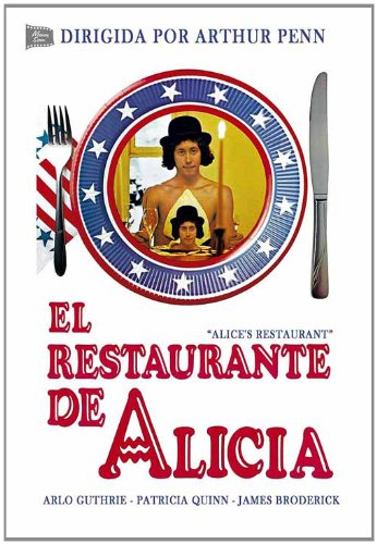 El Restaurante De Alicia - Alice'S Restaurant - Arthur Penn - Arlo Guthrie y Patricia Quinn - Audio: Spanisch, Englisch. Untert