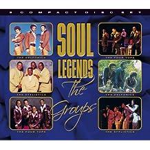 Soul Legends - The Groups