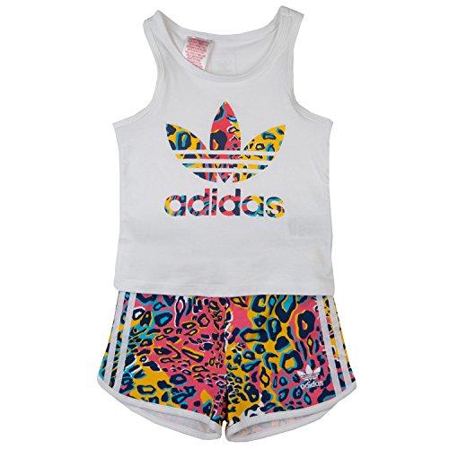 Conjunto adidas Originals Conjunto Girls Infant Girls Soccer Girls Tank Chaleco Soccer en blanco 7ff7eba - omkostningertil.website