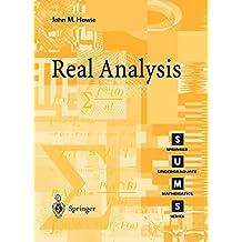 Real Analysis (Springer Undergraduate Mathematics Series)