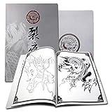 Chinesische Tattoo Vorlagen Book Buch 60 Seiten Tätowierungen DIN A4 Liehen