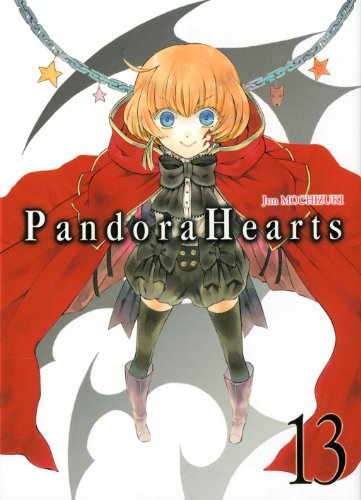 Pandora Hearts Edition simple Tome 13