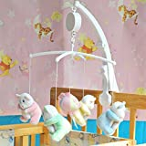 Market Yard Baby Mobile Crib Bed Clockwork Movement Music Box Toy