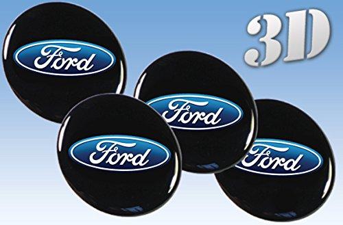 Preisvergleich Produktbild Rad-Aufkleber Ford Größe (60mm.)