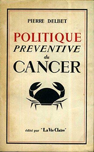 Politique préventive du cancer