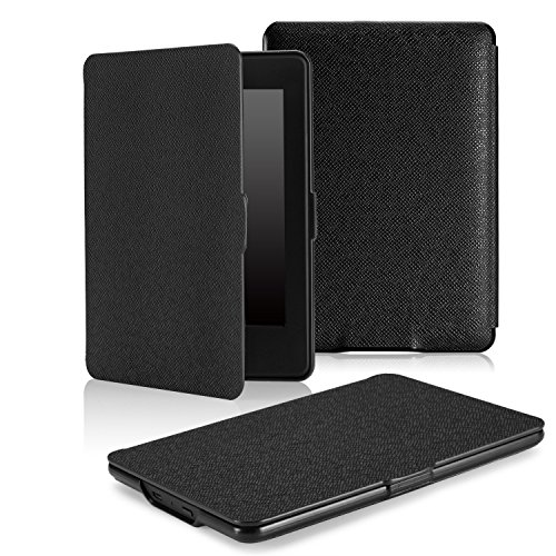 MoKo Kindle Paperwhite Funda - Ultra Slim Ligera Smart Shell Case Cover...