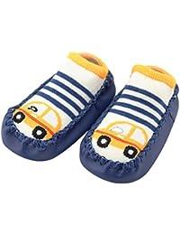 Iuhan Cartoon Anti S Booties Sock Slipper Shoes