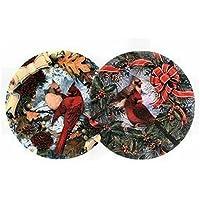 Comparador de precios Serendipity Puzzle Company Visions of Red 800 Piece Jigsaw Puzzle, Cardinal Birds by Serendipity Puzzle Company - precios baratos