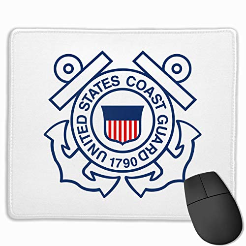 United States Coast Guard 1790 Office Mouse Pads Mousepad Mats 9.8