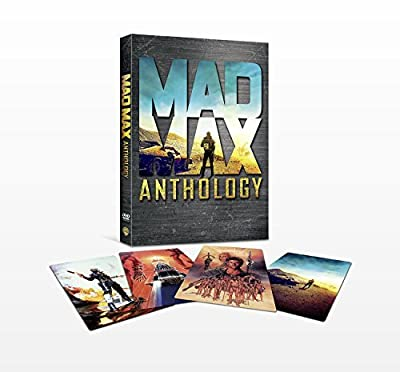 Complete Mad Max 1-4 Anthology Box Set: Mad Max / Mad Max 2: The Road Warrior / Mad Max Beyond Thunderdome / Mad Max Fury Road