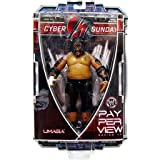 WWE Cyber Sunday Pay-Per-View Series 14 Action Figure Umaga by Jakks Pacific by Jakks