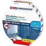 Tesa 55733-00018-02 - Cinta adhesiva de doble cara, 1 unidad