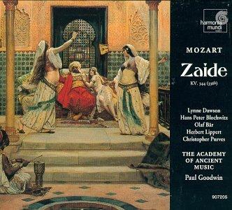 Mozart : Zaïde ou Le Sérail, singspiel K.344 [Import anglais]