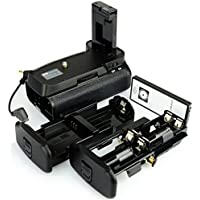 DSTE Professional Vertical Battery Grip Holder w/Wireless Remote Control for Nikon D3100 SLR Digital Camera as BG-2F