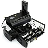 #8: DSTE Pro IR Remote MB-D31 Vertical Battery Grip for Nikon D3100 D3200 D3300 D5300 SLR Digital Camera as EN-EL14 EN-EL14A
