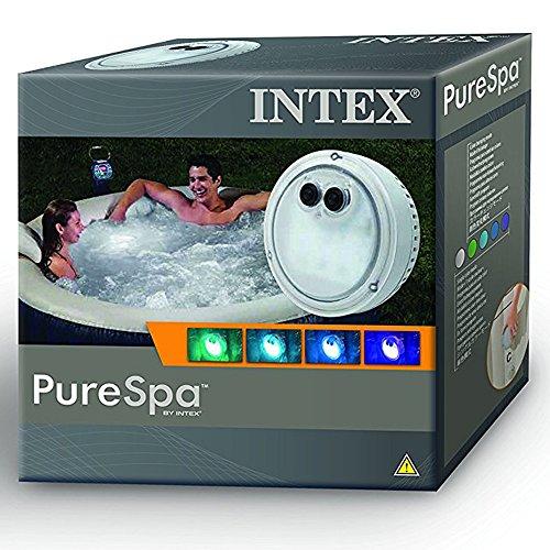 Intex 28503LED Spa Licht–Weiß (Spa Multi)