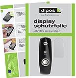dipos I 6X Schutzfolie 100prozent passend für Tomtom Touch Cardio Folie (Vollständige Bildschirmabdeckung) Bildschirmschutzfolie
