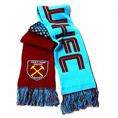 West Ham FC – Bufanda oficial de West Ham FC