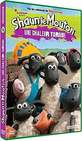 Shaun le Mouton - Volume 5 (Saison 3) : Une chaleur torride