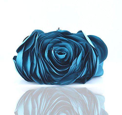 TOOKY , Damen Clutch Blau