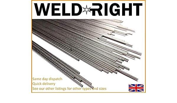 Weldright Stainless Steel ER308L SS Tig Filler Welding Rod 1.2mm x 2.5kg