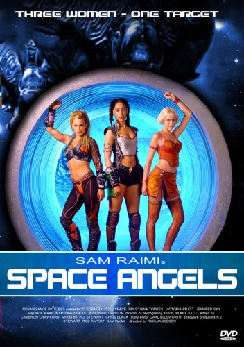 Space Angels - Episode 1 - Three Women on Target
