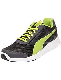 Puma Men's Magneto White Running Shoes - 9 UK/India (43 EU)(36486705)